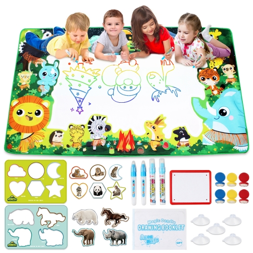 Large Aquadoodle Mat, Large Water Drawing Mat for Kids